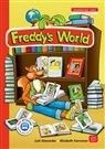 פרדי וורלד ספר- FREDDY'S WORLD - BOOK