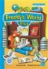 פרדי וורלד פלוס -ספר- FREDDY'S WORLD PLUS - BOOK