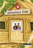 adventure club book -אדוונצ'ר קלאב ספר